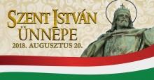 Államalapító Szent István király Ünnepe