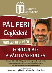 Pál Feri Cegléden!
