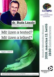 Életképek: dr. Buda László