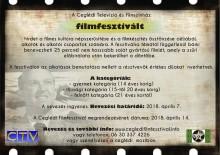 II. Ceglédi Filmfesztivál