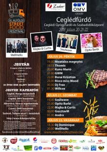 III. Alföldi Street Food Fesztivál