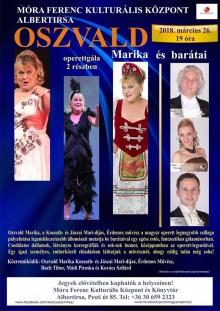 Oszvald Marika és barátai