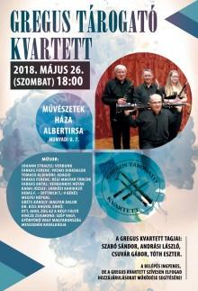 Gregus Tárogató Kvartett