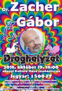 Dr. Zacher Gábor előadása