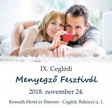 IX. Ceglédi Menyegző Fesztivál