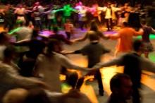 Óév búcsúztató táncház