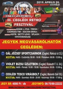 III. Ceglédi Retro Fesztivál