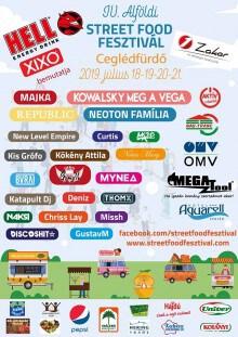 IV. Alföldi Street Food Fesztivál