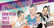 Jazzkívánságműsor magyarul