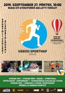 Őszi Városi Sportnap