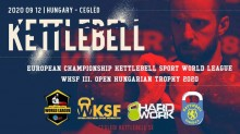 European Championship World League WKSF III.Open Trophy Cegléd plakát