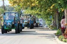 Traktoros felvonulás és SZÜRETI BÁL
