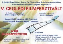 V. Ceglédi Filmfesztivál